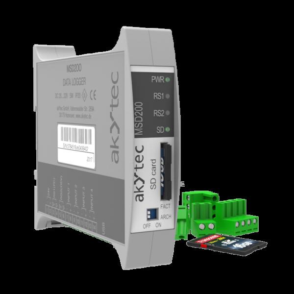MSD200 Data logger | akYtec