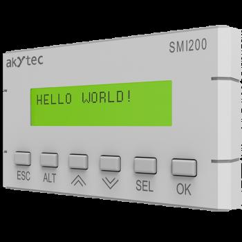 SMI200 Programmierbare Kompaktsteuerung