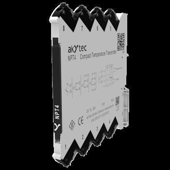 NPT4 Kompakter Temperatur-Messumformer