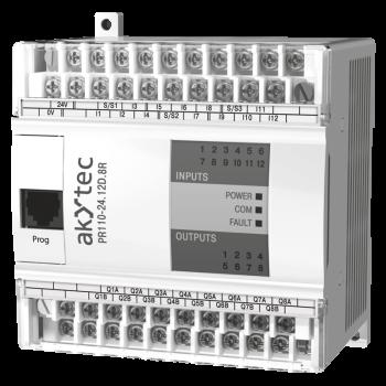 PR110-24.12D.8R Programmierbares Relais
