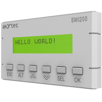 SMI200 Programmable compact controller