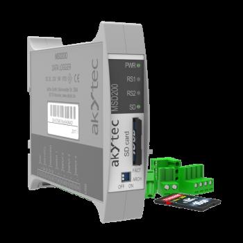 MSD200 Data logger