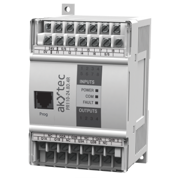 PR110-24.8D.4R Programmable relays
