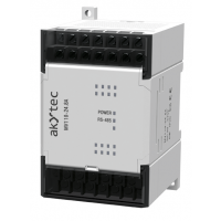 MV110-24.8A Analog input module